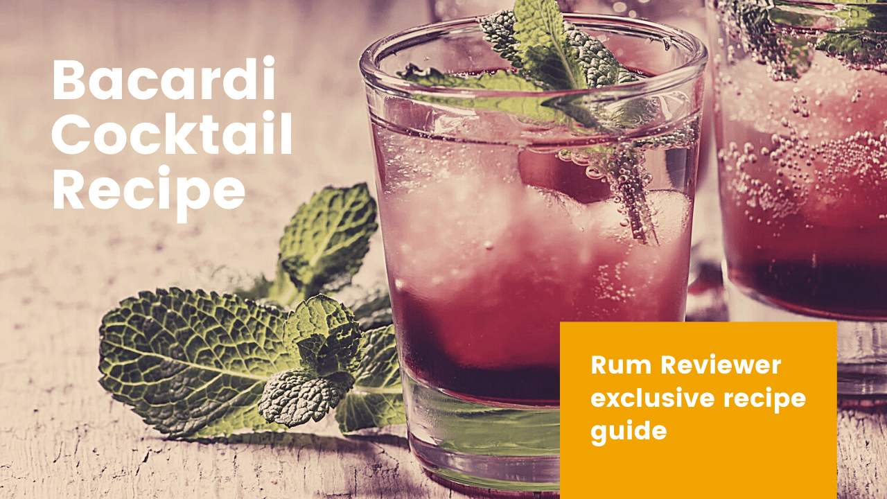 bacardi cocktail recipe featured image