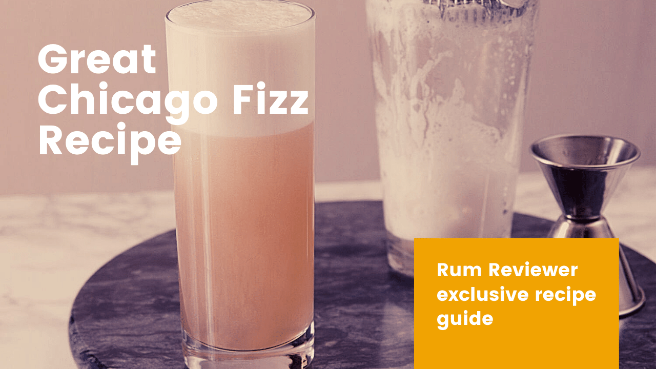 chicago fizz recipe featured image