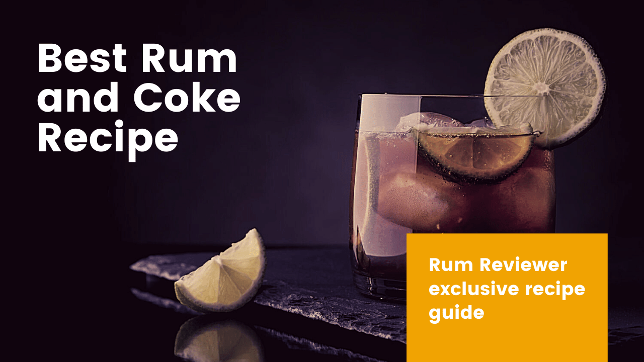 rum and coke recipe featured image